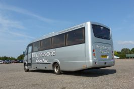 Mini Bus - Brentwood Coaches