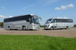 Scania Coach & Mercedes Mini Bus