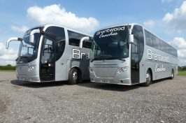 Silver coaches
